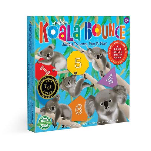 Koala Bounce Board Game