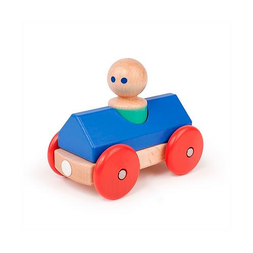 TEGU Magnetic Racer Blue