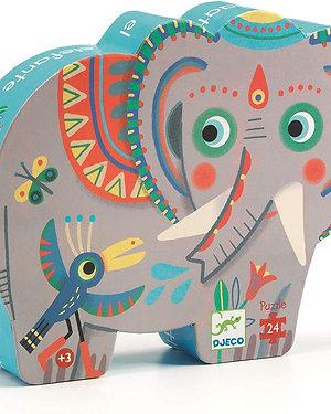 Djeco Haathee Elephant Puzzle