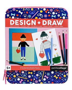 Design + Draw Fashionistas