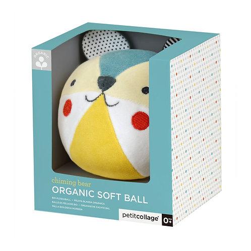 Chiming Bear Organic Soft Ball