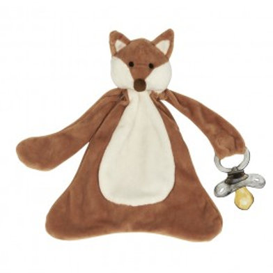 Phil the Fox Paci Blankie