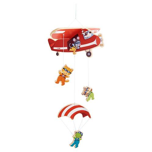 Nursery Mobile Parachuters