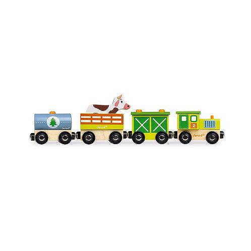 Story Train Farm