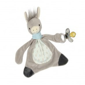 Dandy the Donkey Paci Blankie