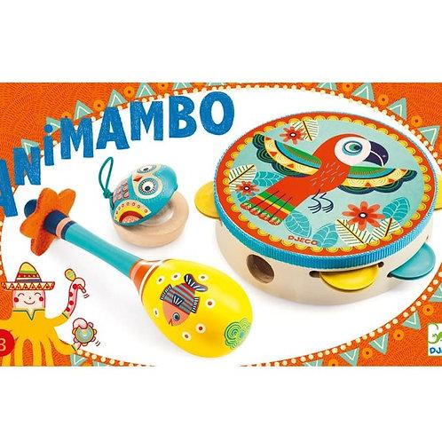 Animambo 3pc Set