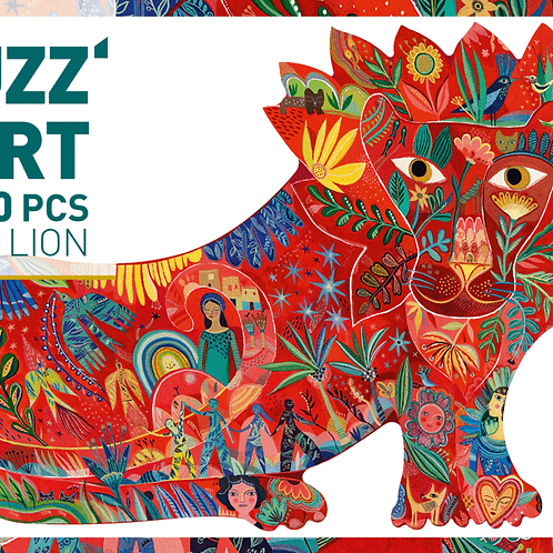 Puzz'Art Lion