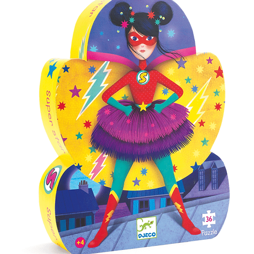 Djeco Super Star Puzzle