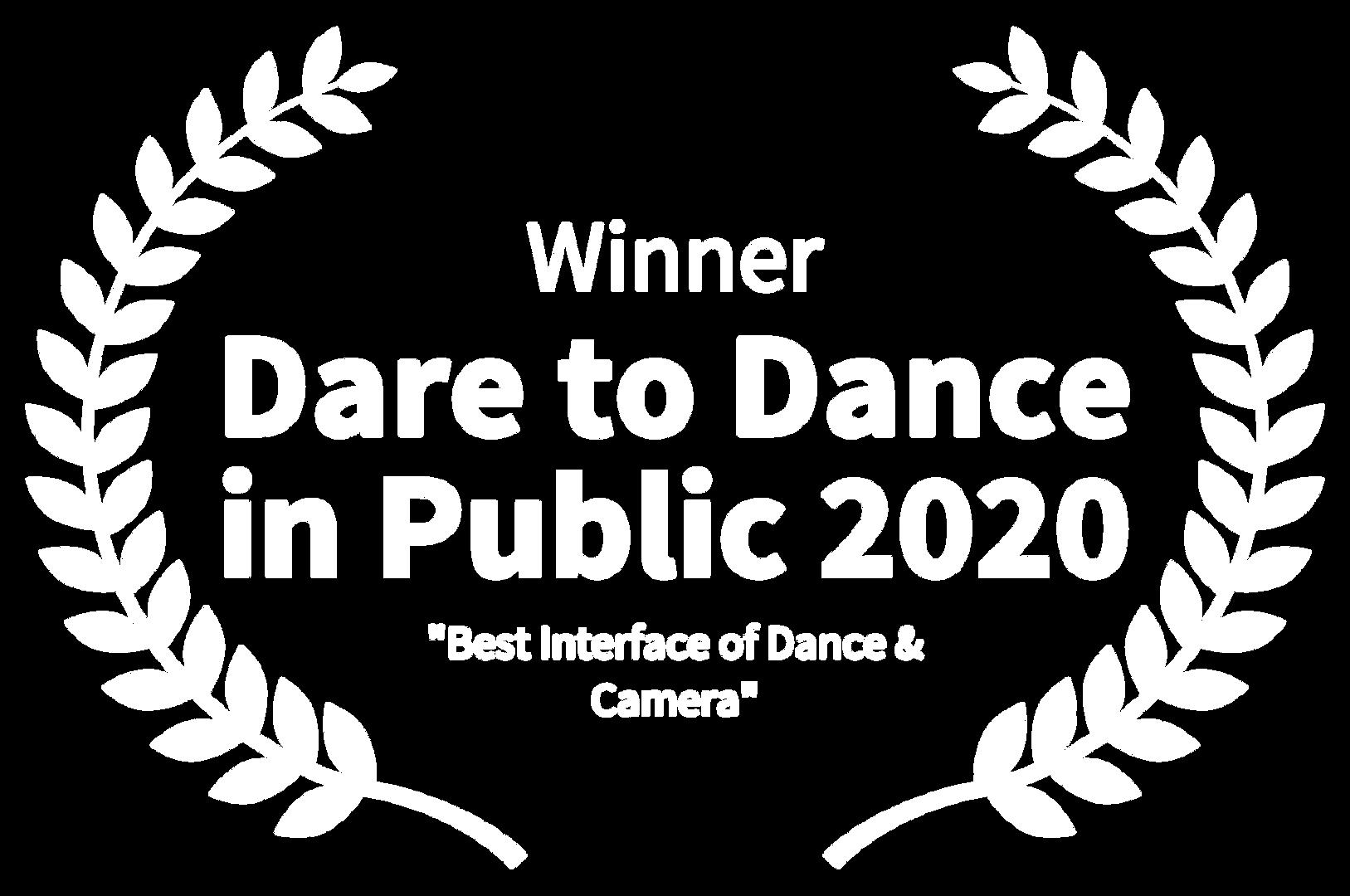 Winner - Dare to Dance in Public 2020 -