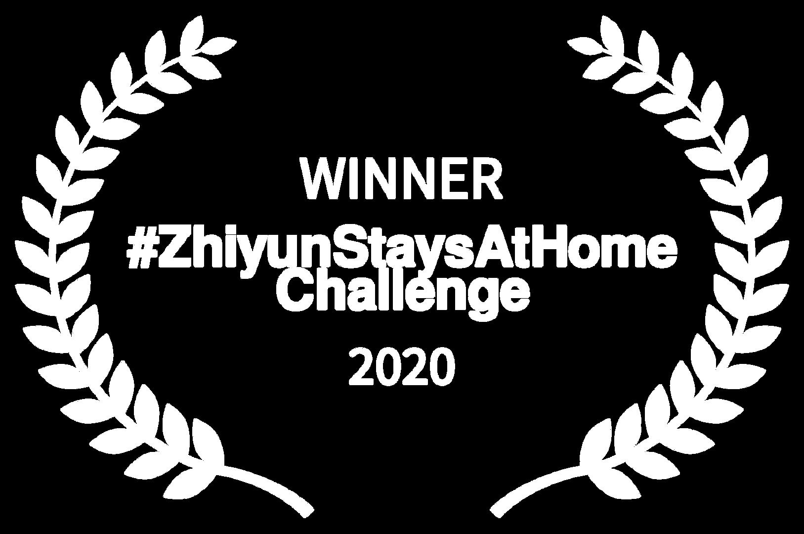 WINNER - ZhiyunStaysAtHome Challenge - 2