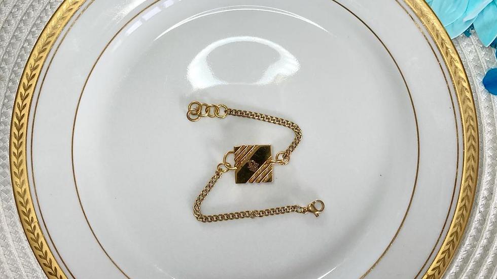 Bracelet Vendôme - Chaîne maille 3mm