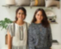 Nailea y Denise Arnaiz Fundadoras de Arudeko