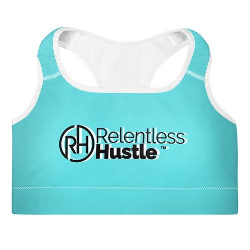 Teal Hustle Top