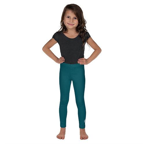 Little Kids Aqua tights