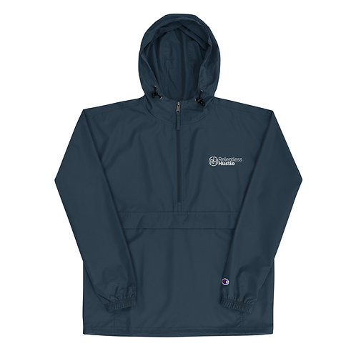 Embroidered Relentless x Champion Packable Jacket