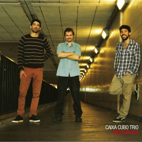 Caixa Cubo - Misturada (2014, Digital CD)