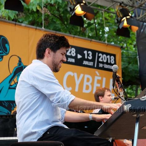 Caixa Cubo - Live at Jazz à Vienne 2018