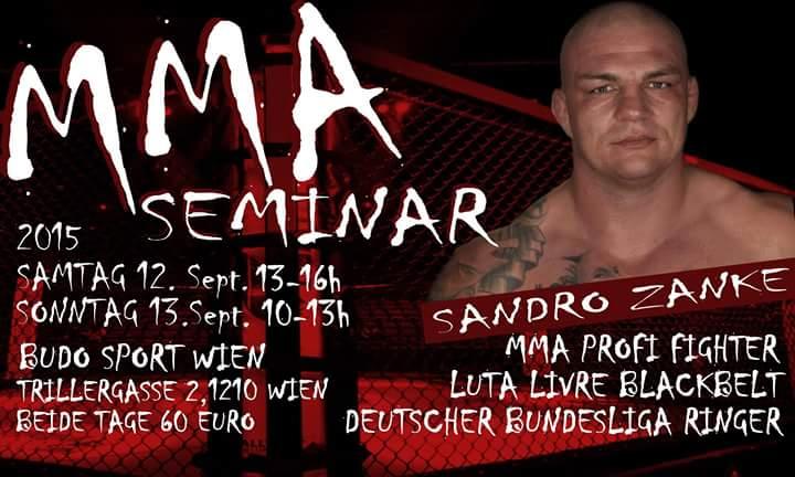 Luta Livre Seminar in Österreich