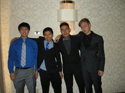 Cloverdale guys + 1