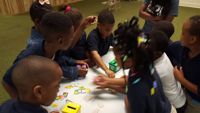 Earth Day Celebration at Poindexter Elementary School