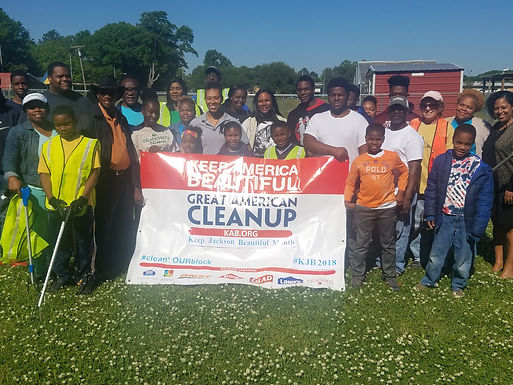 Rosemont MB Church Community Cleanup