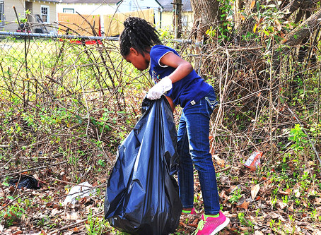 Keep Jackson Beautiful Launches 2018 Great American Cleanup; with Keep Jackson Beautiful Month