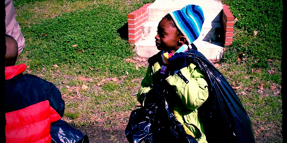 Gowdy-Washington Addition Neighborhood Community Cleanup