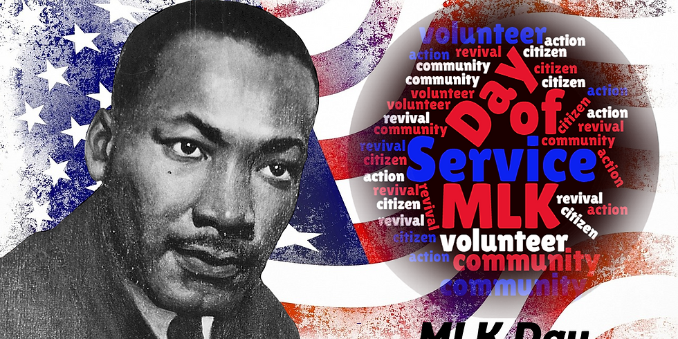 Martin Luther King Day of Service  2019