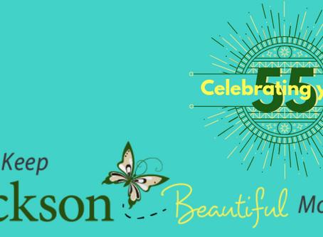 Keep Jackson Beautiful Celebrates 55 Years with the 2nd Annual Kickoff of Keep Jackson Beautiful Mon