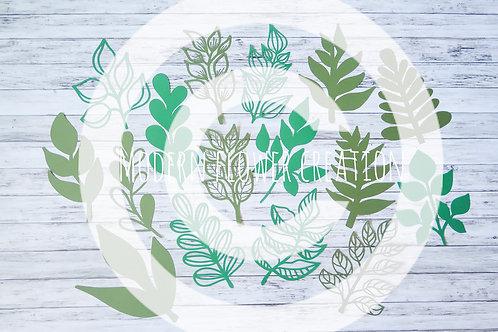 Leaf Set 5