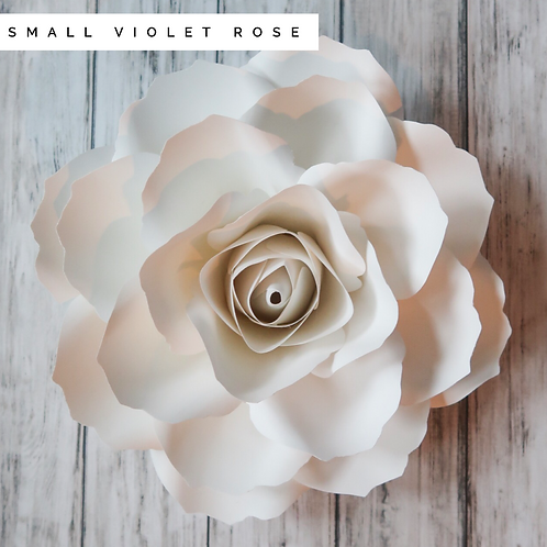 Violet Small Template PDF