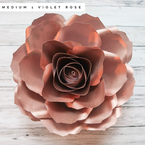 Violet Medium 1 & 2 Template PDF