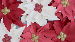 How to Make the Perfect Paper Poinsettia