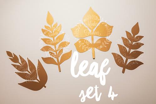 Leaf Set 4