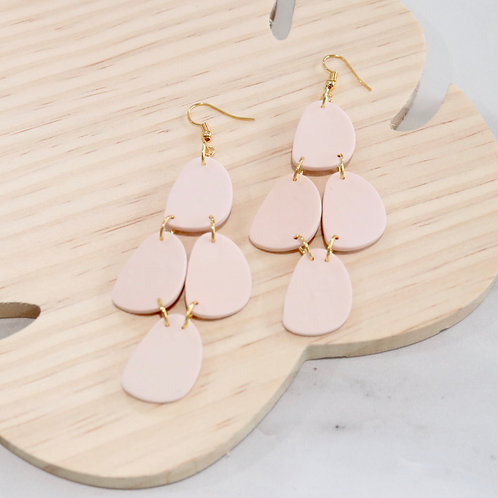 Beige Collection | Polymer Clay Earrings