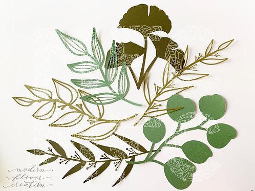 Leaf Set 6