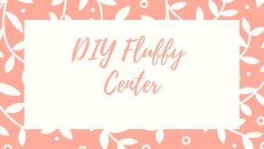 DIY Fluffy Paper Flower Center