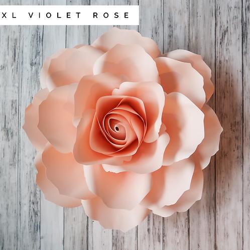 Violet XL Template PDF