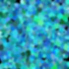 Spots transparente azul