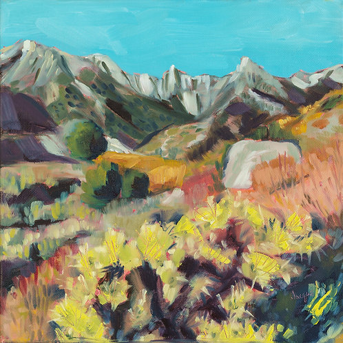 Mount Whitney Limited Edition Giclee Print