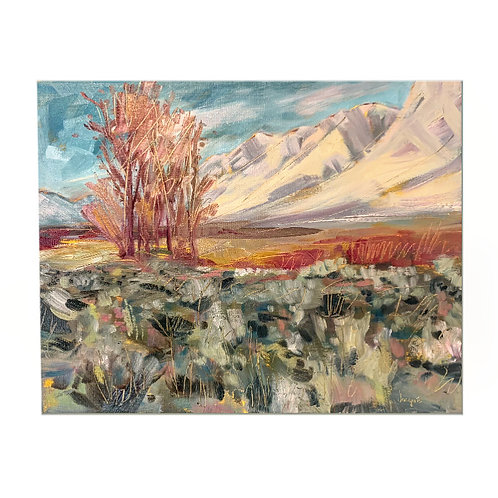 After the Snow Limited Edition Giclee Print