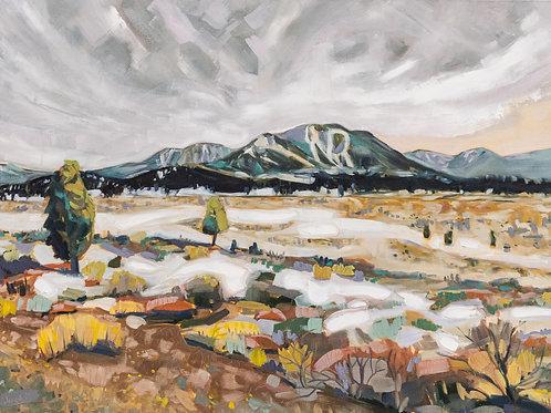 Northstar Original Oil Painting