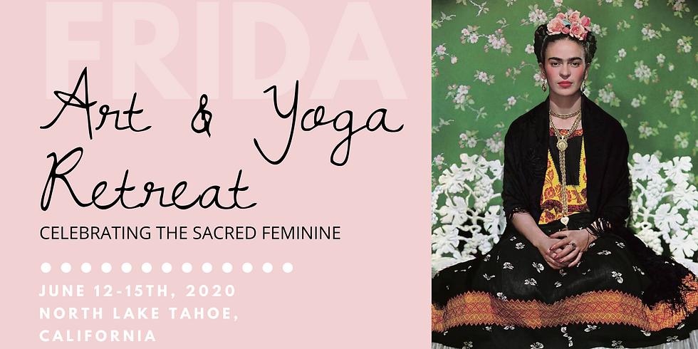 FRIDA: Art & Yoga Retreat