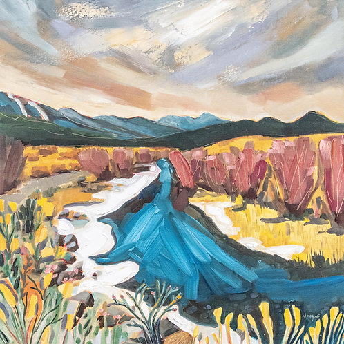 Finding Home Limited Edition Giclee Print