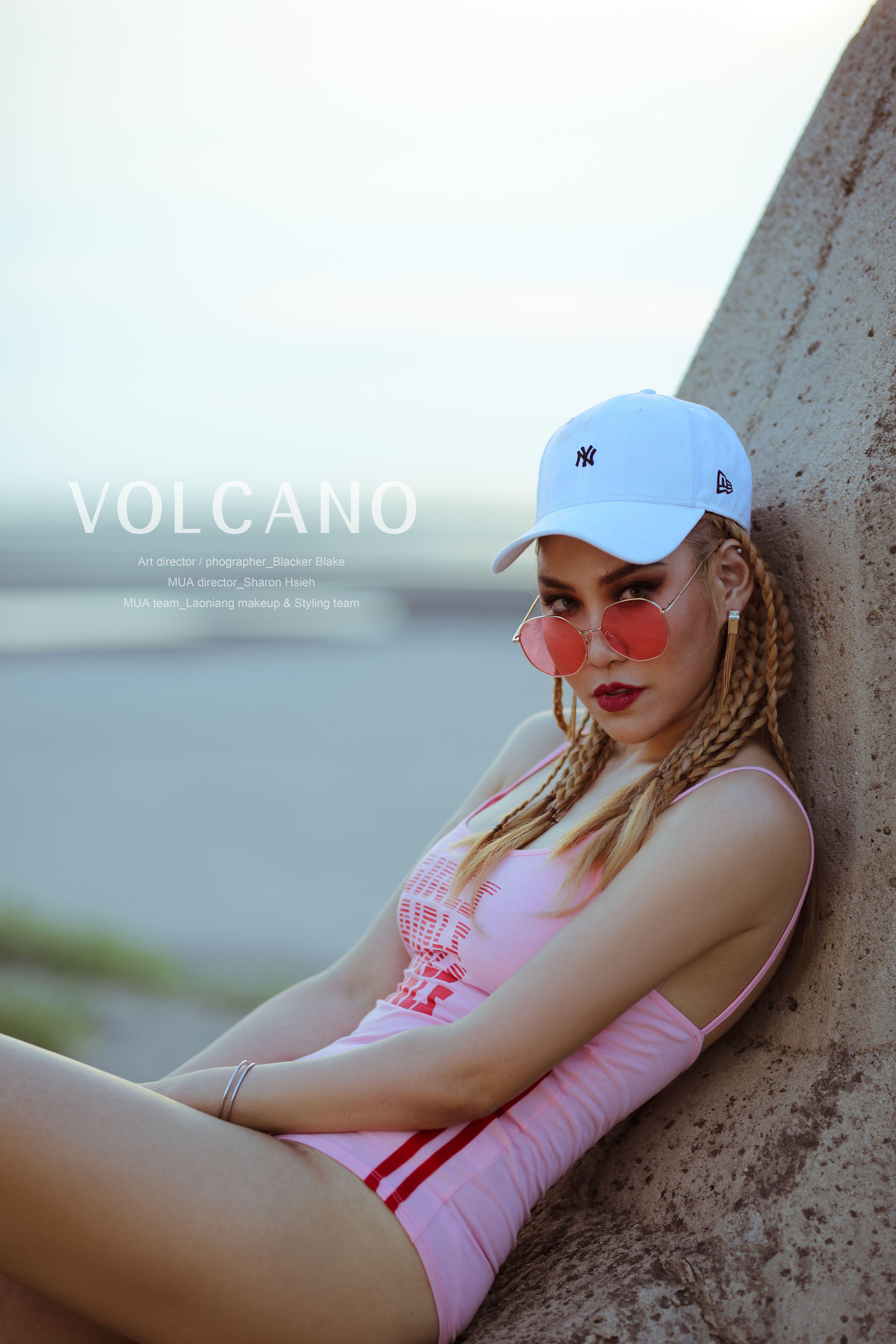 volcano wedding_個人寫真_Coco