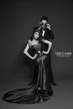 volcano wedding-Sarina