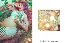 volcano wedding_孕婦寫真_Albee
