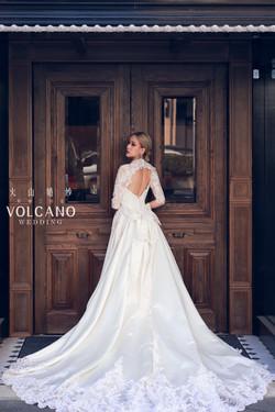 volcano wedding-Neo