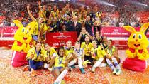世界女排大獎賽25週年,九分之五在亞洲看得到!