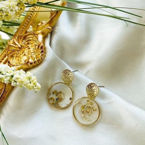 Elodie Acrylic Earrings